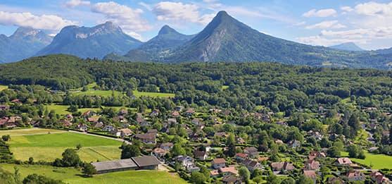 Excursion personnalisée avec chauffeur privé en Haute-Savoie